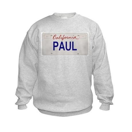 California Paul Kids Sweatshirt