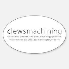 Cool Llc Sticker (Oval)