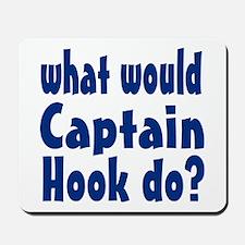 Captain Hook Mousepad