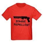 Zombie Repellent Kids Dark T-Shirt