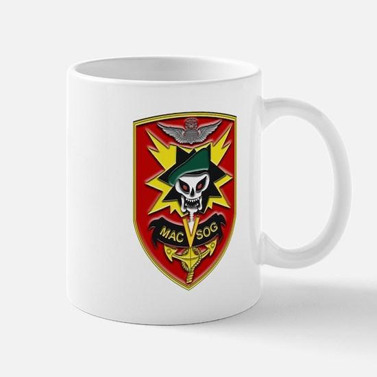 US Army MACVSOG Vietnam Mug