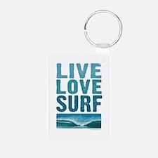 Live Love Surf - Keychains