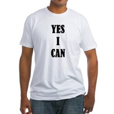 Funny Yes i can Shirt