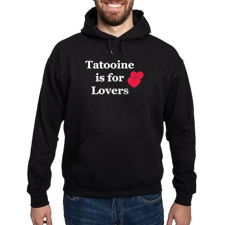 Tatooine is for Lovers Hoodie (dark)