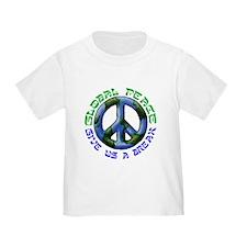 GLOBAL PEACE T