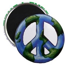 GLOBAL PEACE Magnet