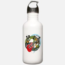 Les Paul Water Bottle