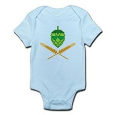 Pirate Hops Infant Bodysuit