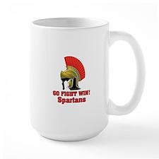 Spartans Mug