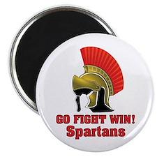Spartans Magnet