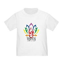 LGBTQ Lotus Flower T