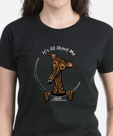 Brindle Greyhound IAAM Tee