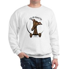 Brindle Greyhound IAAM Jumper