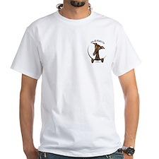 Brindle Greyhound IAAM Pocket Shirt