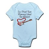 Bass guitar Bodysuits