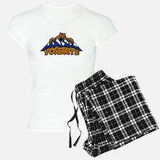 Yosemite Bear Mountain Pajamas