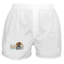 yoga chicks Boxer Shorts