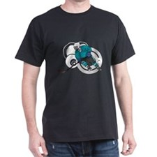 Cute Hockey shooter T-Shirt