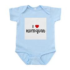 I * Kumquat Infant Creeper