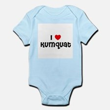 I * Kumquat Infant Creeper