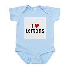 I * Lemons Infant Creeper