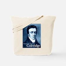 Samuel Taylor Coleridge Tote Bag