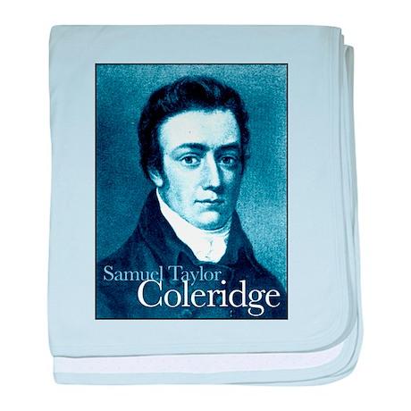 Samuel Taylor Coleridge baby blanket