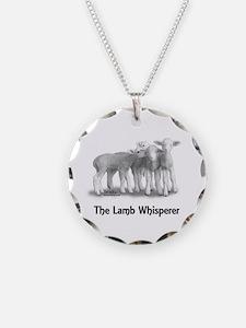 Necklace~Lamb Whisperer