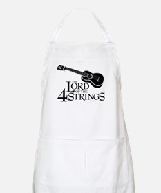 Lord of the 4 Strings Apron