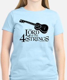 Lord of the 4 Strings T-Shirt