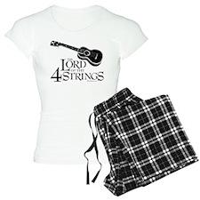 Lord of the 4 Strings Pajamas
