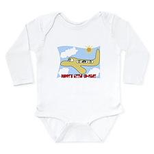 Professional's Kids Long Sleeve Infant Bodysuit