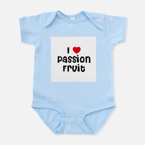 I * Passion Fruit Infant Creeper