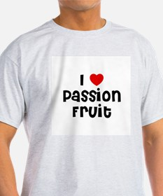 I * Passion Fruit Ash Grey T-Shirt