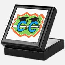 Cross Country Grad Keepsake Box