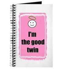 I'M THE GOOD TWIN Journal