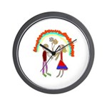 Young Love Wall Clock
