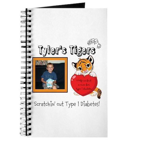 Tyler's Tigers Journal