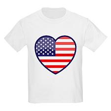 The Heart of the USofA T-Shirt