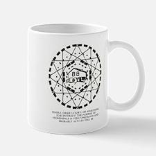 stonehenge_logo_slogan Mugs