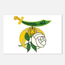 Daughters of the Nile Postcards (Package of 8)
