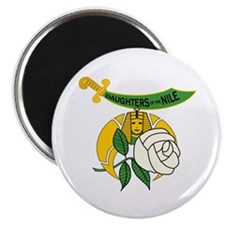 """Daughters of the Nile 2.25"""" Magnet (100 pack)"""