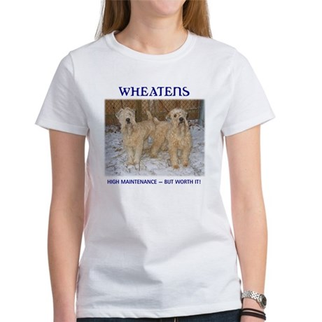 Soft Coated Wheaten Terrier Women's T-Shirt