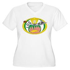 Ladies Oriental Shrine T-Shirt