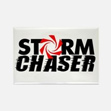 Storm Chaser Rectangle Magnet