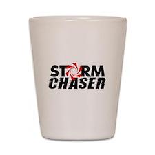 Storm Chaser Shot Glass