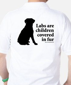 Lab are Fur Children T-Shirt