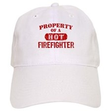 Property of a Hot Firefighter Hat