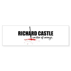 Castle Bumper Sticker