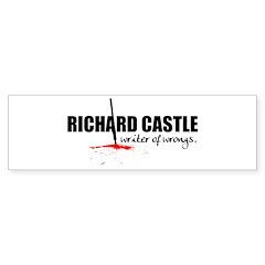 Castle Bumper Sticker